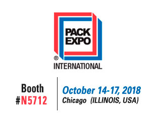 United Barcode Systems Sara' Presente A Pack Expo Chicago 2018